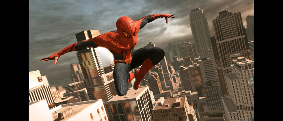 OBR.: Amating Spider-Man
