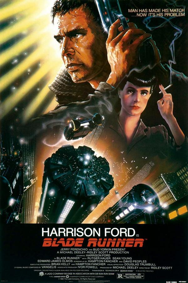 OBR: Blade Runner, filmový plakát