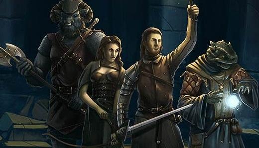 OBR: Legend of Grimrock