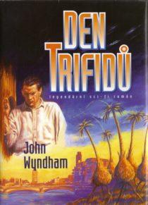 John Wyndham: Den trifidů (obálka)