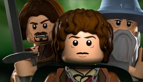 OBR.: Lego lord of the rings
