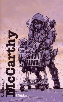 Cormac McCarthy: Cesta (obálkia)
