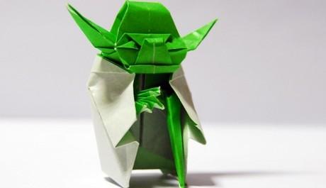 OBR.: Origami Yoda