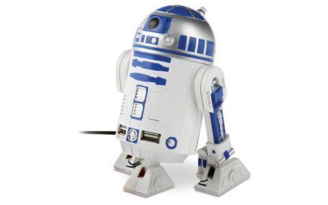 OBR.: R2-D2 USB Hub