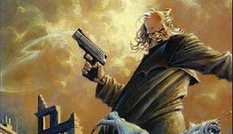Richard Matheson: Já, legenda (ilustrační)