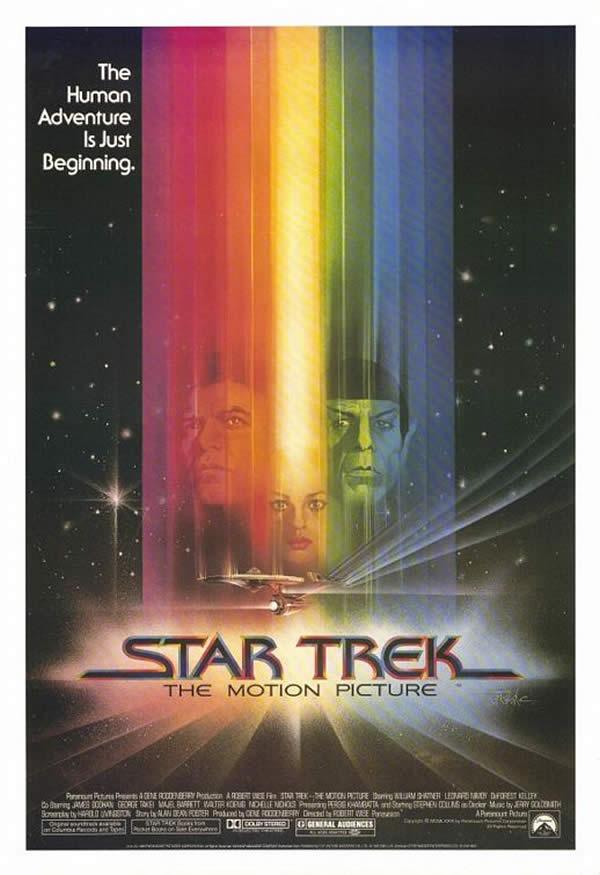 OBR: Star Trek: Film, filmový plakát