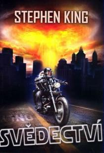 Stephen King: Svědectví (obálka)
