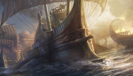 OBR.: Total War: Rome II - concept art
