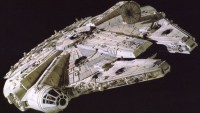FOTO: Millenium Falcon Star Wars
