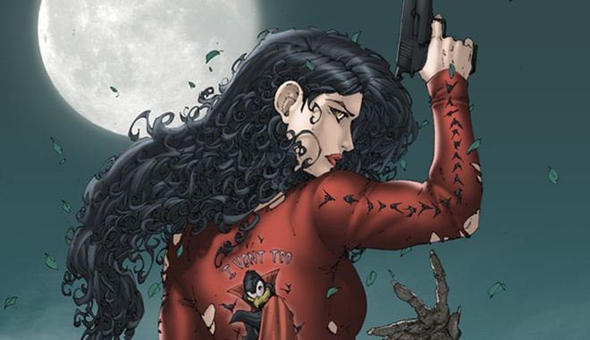 V knize Danse Macabre čtenáře opět navštíví sexy bojovnice Anita Blake. Zdroj: Marvel