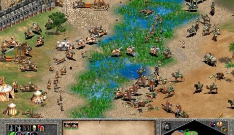 I přes nepříznivou kritiku se remake Age of Empires 2 dobře prodává. Zdroj: Oficiální stránky hry