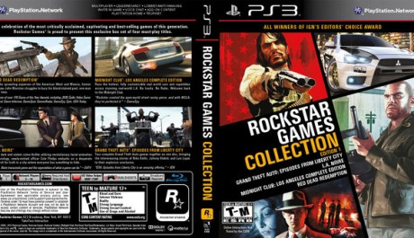 FOTO: Rockstar Games Collection