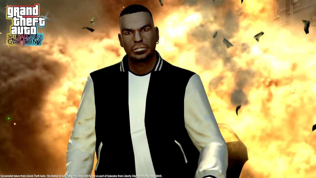 OBR.: GTA 4 - Ballad of Gay Tony