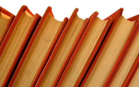FOTO: Knihy - ilustrační snímek
