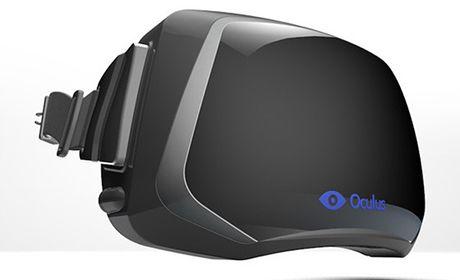 oculus rift 3d bryle