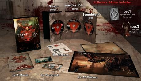 OBR.: Painkiller: Hell & Damnation - Sběratelská edice