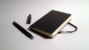 FOTO: Tvůrčí psaní - ilustrační snímek