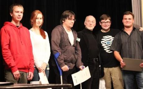 FOTO: Vyhlášení Fantastické povídky 2012 na FanCity