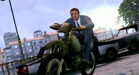 FOTO: 007 legends: Skyfall DLC