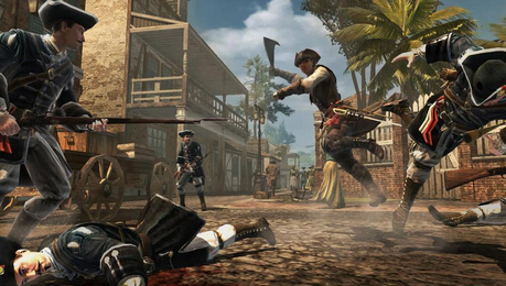 FOTO: Assassin´s Creed 3 Liberation