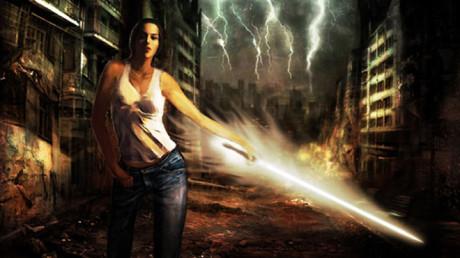 Kate Danielsová má nejen mocný meč zabíječ, Zdroj: ilona-andrews.com