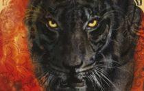 OBR: Tigrova stezka, přebal knihy