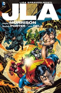 obálka Howard Porter: JLA #1