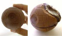 FOTO: Čokoládová Hvězda smrti