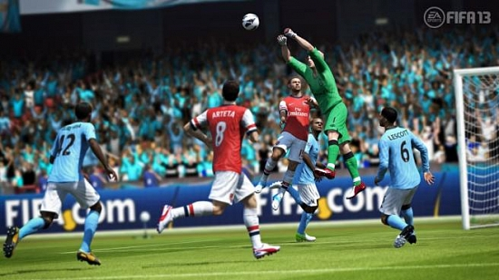 FOTO: FIFA 13 - patch