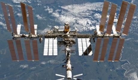 FOTO: Mezinárodní vesmírná stanice