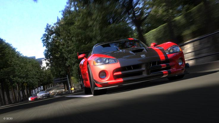 FOTO: Gran Turismo 5