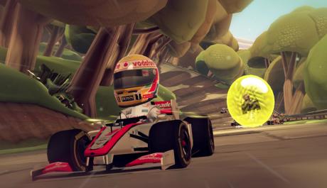 FOTO: F1 Race Stars