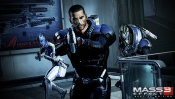 FOTO: Mass Effect 3 Special Edition Wii U