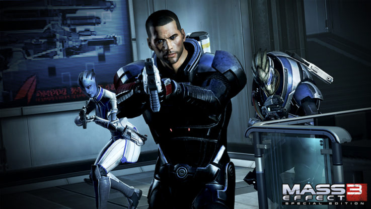 FOTO: Mass Effect 3 Special Edition Wii U