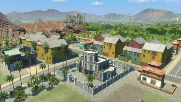 FOTO: Tropico 4 Megapolis DLC