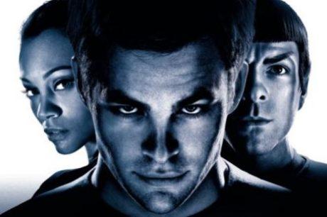 Hlavní členové posádky lodi Star Trek. Zdroj: Bontonfilm