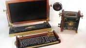OBR.: Steampunkový monitor