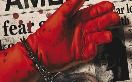 priorita Steve Epting: Captain America #3 - Smrt