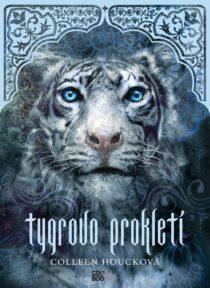 OBR: Tygrovo prokletí, přebal knihy