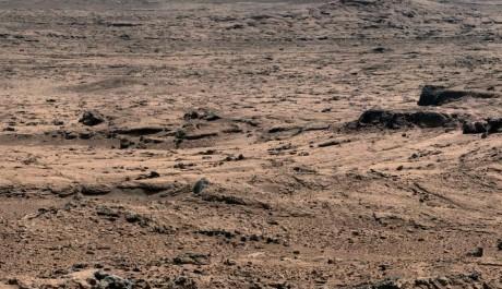 FOTO: NASA - zkoumá planetu Mars
