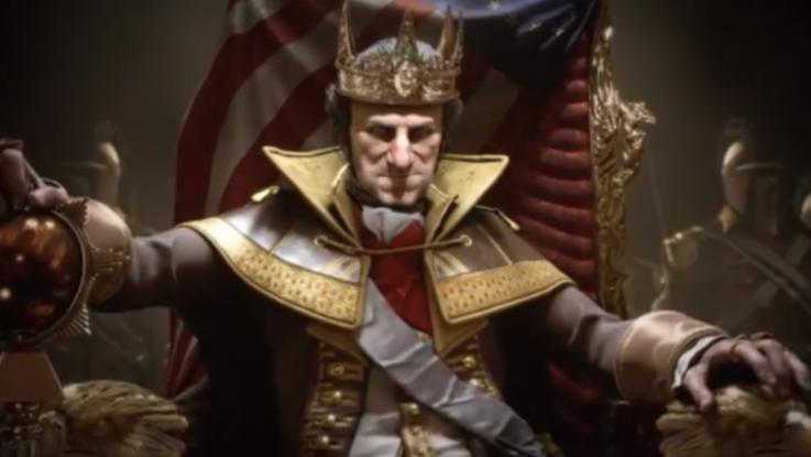 FOTO: Assassin´s Creed 3: The Tyranny Washington DLC