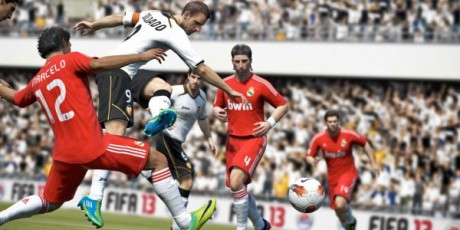 FOTO: FIFA 13 Priorita