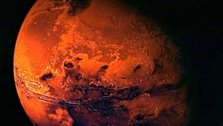 FOTO: Mars