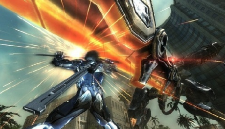 FOTO: Metal Gear Rising