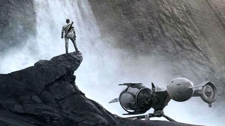 FOTO: Tom Cruise ve sci-fi Nevědomí