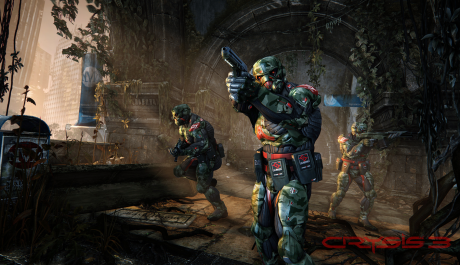 FOTO: Crysis 3 multiplayer