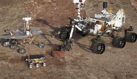 FOTO: Rover Curiosity