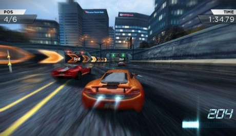 FOTO: NFS: Most Wanted na iOS 2