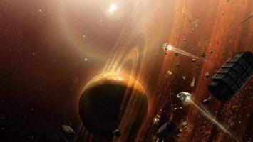 FOTO: Planeta Coraab - nakreslil Daniel Špaček