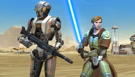 OBR.: Star Wars: The Old Republic